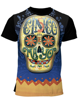 Cinco de Mayo - Sublimated - Cinco de Dead